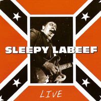 Sleepy LaBeef - Live in Barcelona (1997)
