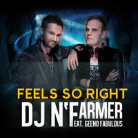 DJ N'Farmer feat. Geeno Fabulous - Feels so Right