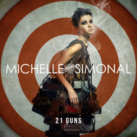 Michelle Simonal - 21 Guns- Single