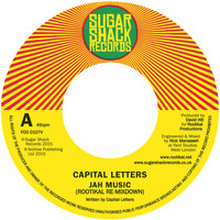 Capital Letters - Jah Music