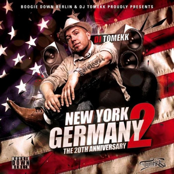 DJ Tomekk, MC Serch, Missy Elliott, Shaquille O'Neil - New York to Germany (The 20th Anniversary [Explicit])