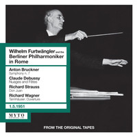 Wilhelm Furtwangler - Wilhelm Furtwängler & the Berliner Philharmoniker in Rome (Live)