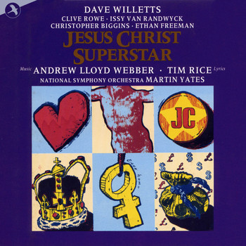 Andrew Lloyd Webber - Jesus Christ Superstar (Original Studio Cast)