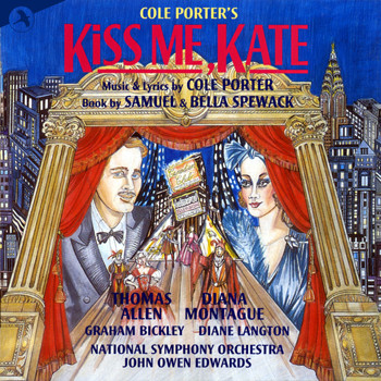 Cole Porter - Kiss Me, Kate (Original Studio Cast)
