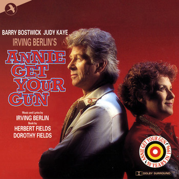 Barry Bostwick - Annie Get Your Gun (Original Studio Cast) [Complete Recording of the Lincoln Center Edition]