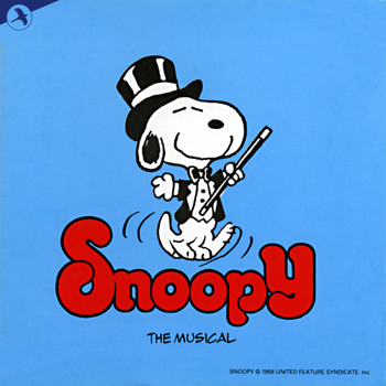 Hal Hackady - Snoopy (The Musical) [Original London Cast]