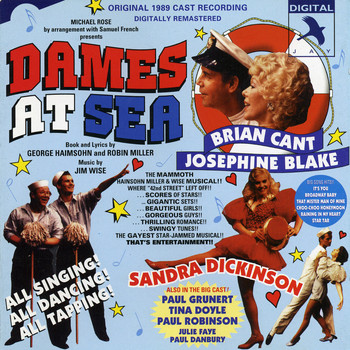 Brian Cant - Dames At Sea (1989 London Revival Cast)