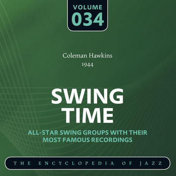 Various Artists - Swing Time- The World's Greatest Jazz Collection (1933-1957), Vol. 34
