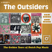 The Outsiders - Golden Years Of Dutch Pop Music