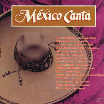 Various Artists - México Canta