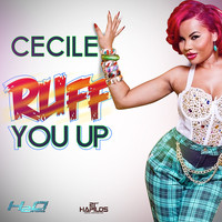 Cecile - Ruff You Up - Single