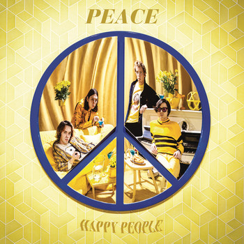 Peace - Happy People (Deluxe) (Explicit)