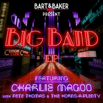 Bart&Baker - Big Band - EP