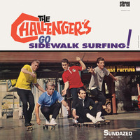 The Challengers - The Challengers Go Sidewalk Surfing!