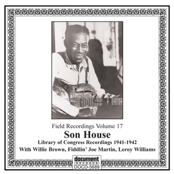 Son House - Son House Library of Congress Recordings 1941-1942
