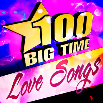 Various Artists - 100 Big Time Love Songs
