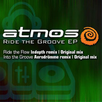 Atmos - Ride The Groove EP