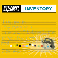Buzzcocks - Inventory