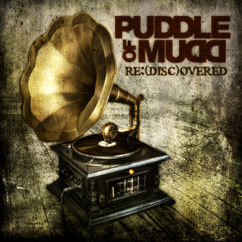 Puddle Of Mudd - Re (Disc) Overed