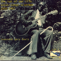Reverend Gary Davis - The Sun of Our Life