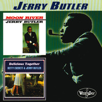 Jerry Butler - Moon River / Delicious Together
