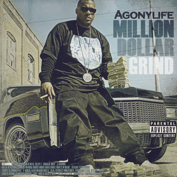 Agonylife - Million Dollar Grind (Explicit)