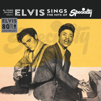 Elvis Presley - Elvis Sings the Hits of Specialty - 80th Anniversary Special EP