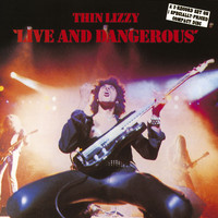 Thin Lizzy - 'Live And Dangerous'