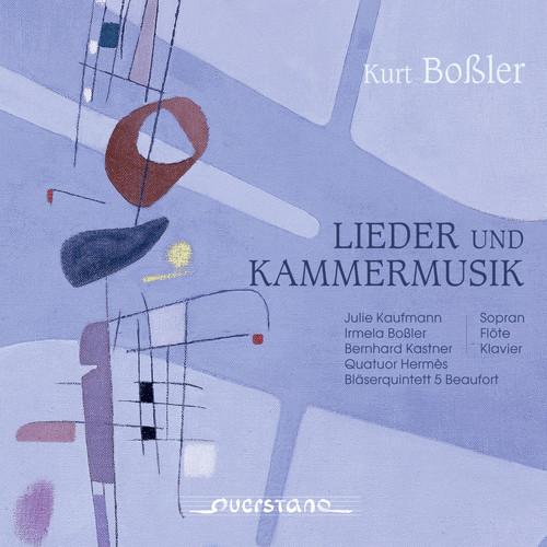 Irmela Bossler, Quatuor Hermès, Bläserquintett 5 Beaufort MP3 Track Der Blick für Sopran, Querflöte und Streichquartett