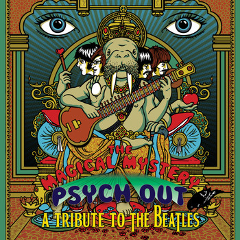 Various Artists - The Magical Mystery Psych-Out - A Tribute to the Beatles