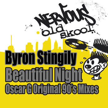 Byron Stingily - Beautiful Night - Oscar G Original 90s Mixes