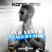 Konshens - Jah Never Leave My Side - Single