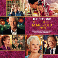 Thomas Newman - The Second Best Exotic Marigold Hotel (Original Motion Picture Soundtrack)