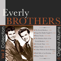 The Everly Brothers - 6 Original Albums Everly Brothers, Vol. 2