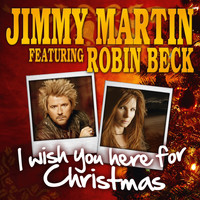 Jimmy Martin - I Wish You Here for Christmas
