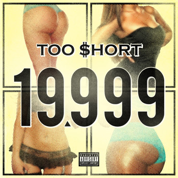 Too $hort - 19,999 - Single