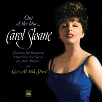 Carol Sloane - Carol Sloane. Out of the Blue... / Live at 30th Street