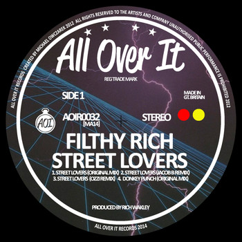 Filthy Rich - Street Lovers