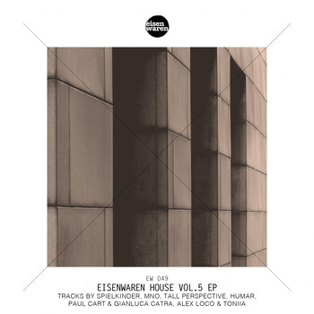 Various Artists - Eisenwaren House, Vol. 5 Ep