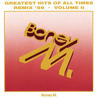 Boney M. - Greatest Hits Of All Times Vol. II '89
