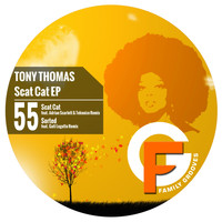 Tony Thomas - Scat Cat EP