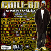 Chili-Bo - Greatest Collabz, Vol. 1