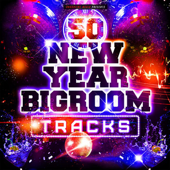 Various Artists - 50 New Year Bigroom Tracks
