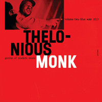Thelonious Monk - Genius Of Modern Music (Vol. 2)