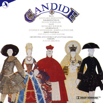 Candide - Candide (Original Cast Recording) (Scottish Opera)