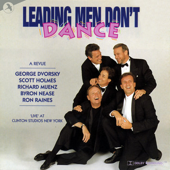 Alex Rybeck - Leading Men Don't Dance (Original Cast Recording)