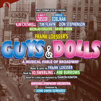 Emily Loesser - Guys and Dolls [First Complete Score Recording]
