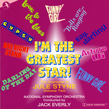 Jack Everly - The Overtures of Jule Styne - I'm the Greatest Star