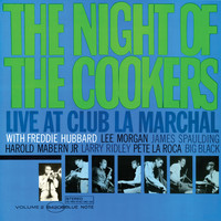 Freddie Hubbard - The Night Of The Cookers