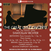 Sviatoslav Richter - The Great Live Concerts